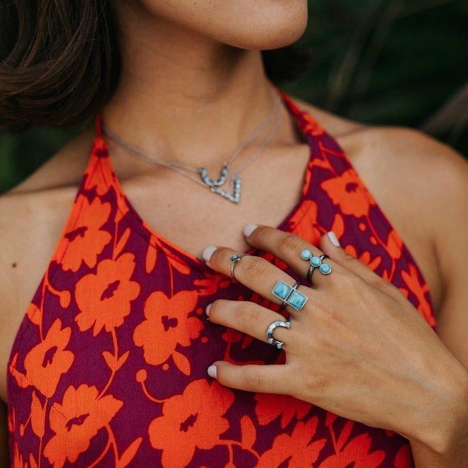 Imala Turquoise Ring