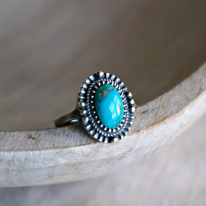Riley Turquoise Ring