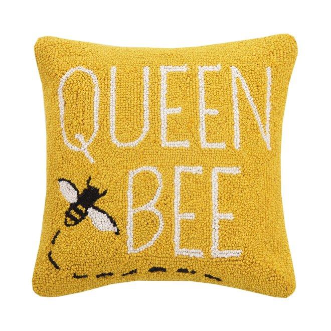 Queen Bee Hook Pillow