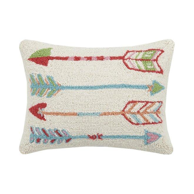 Multi Arrow Hook Pillow