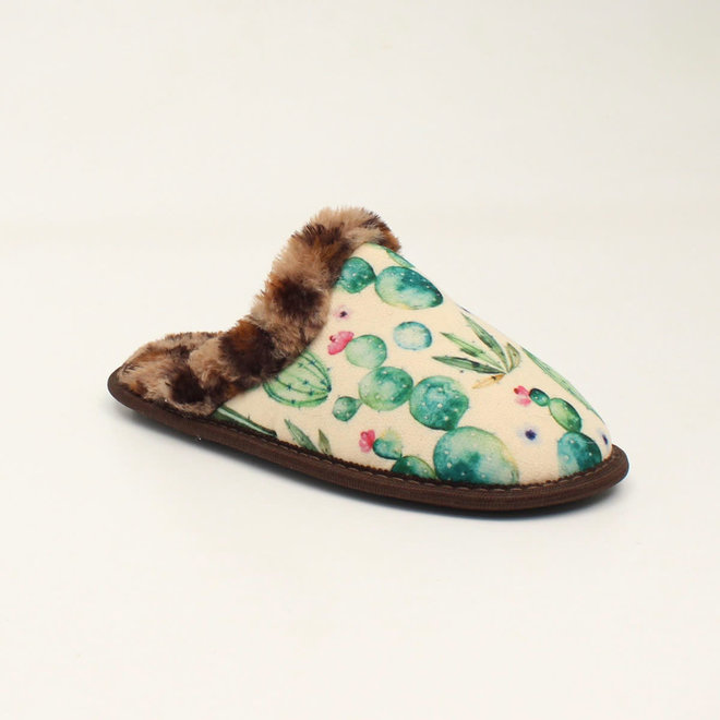 Ladies Jaci Fur Slide