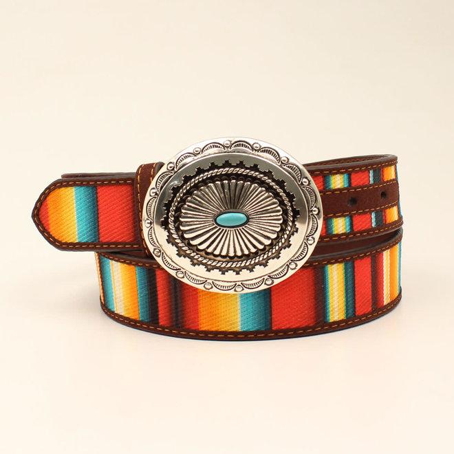Ladies Serape Cruiser Belt