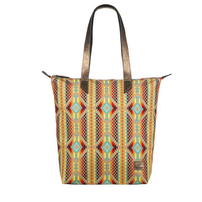 Southwestern Multicolor Cruiser Matcher Tote Bag