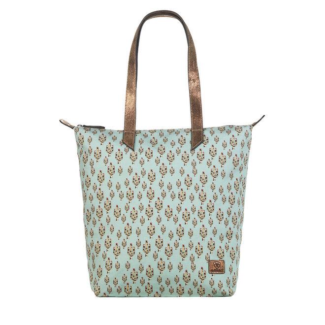 Leopard Cactus Cruiser Matcher Tote Bag