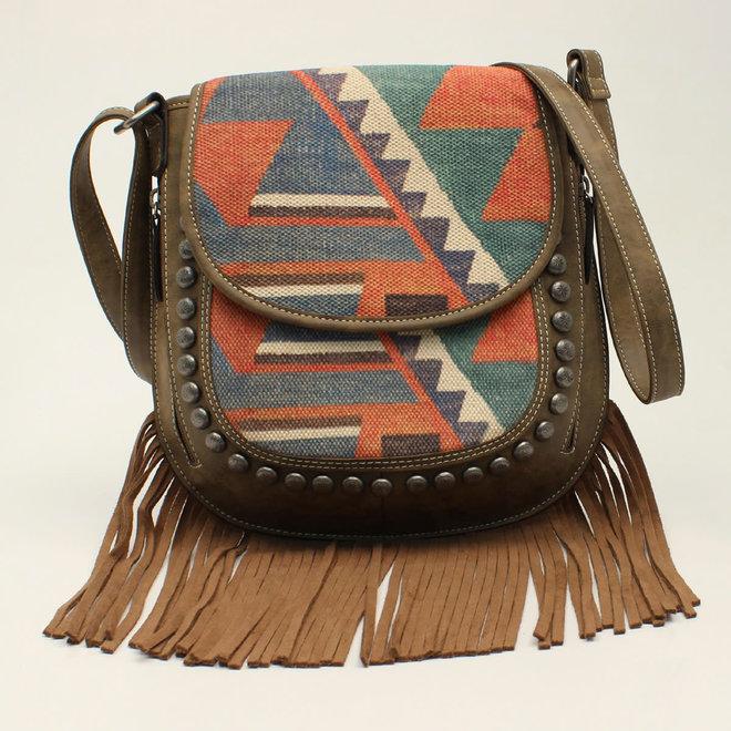 Jenni Concealed Carry Messenger Bag
