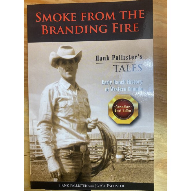Smoke From The Branding Fire Book