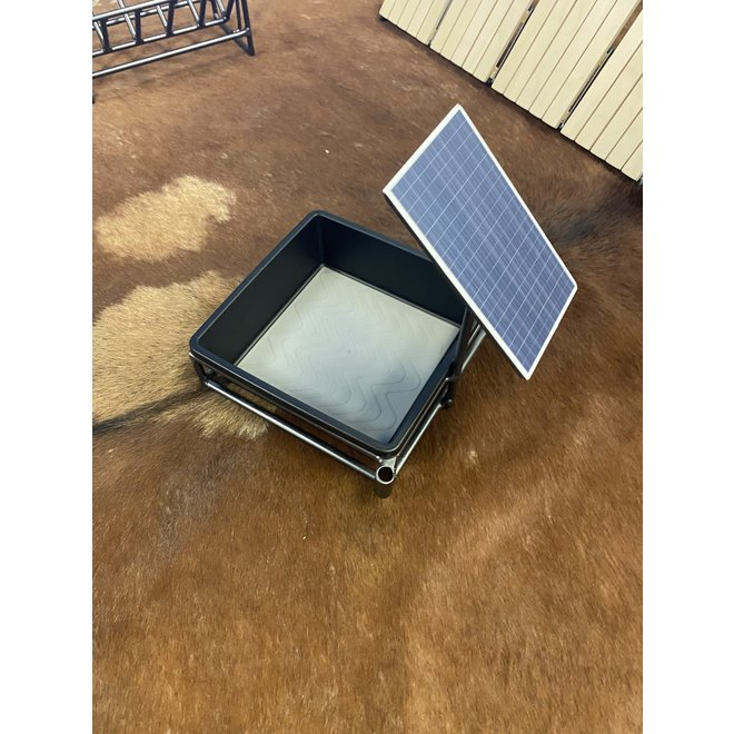 Solar Water Trough Toy