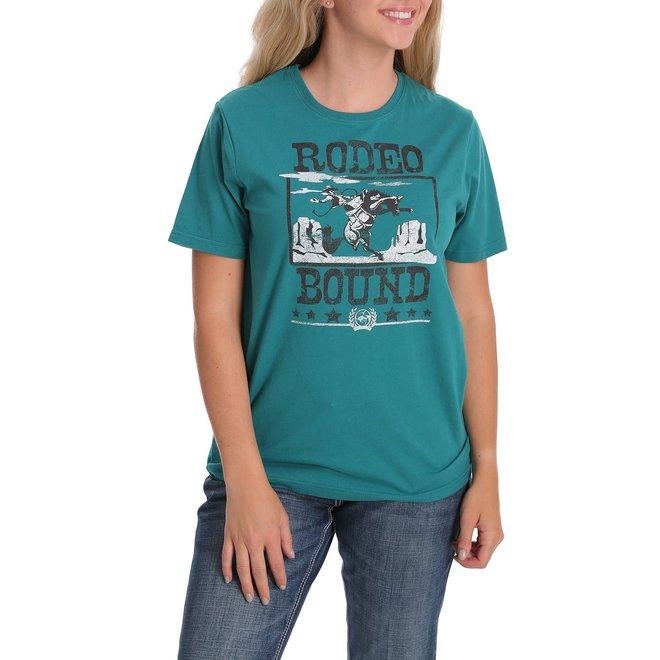 Rodeo Bound Short Sleeve Shirt