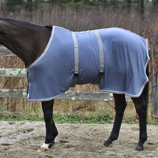 Draper Equine Therapy  Anti-Sweat Sheet