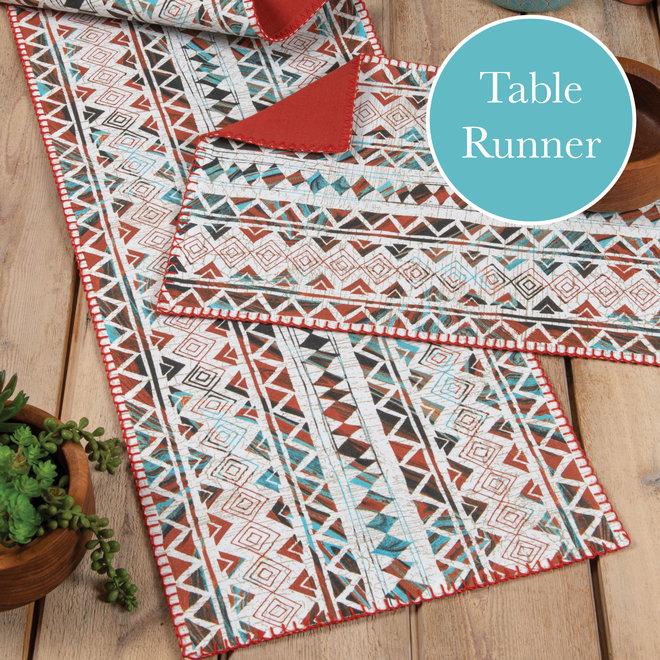 Southwest Vistas Table Runner