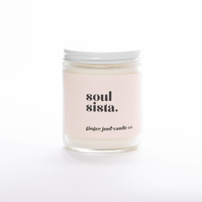 Soul Sista | Soy Candle