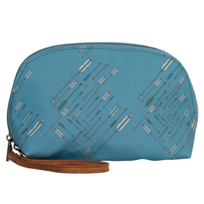 CATCHFLY WANDERLUST ARCHED COSMETIC CASE TQ ARROW