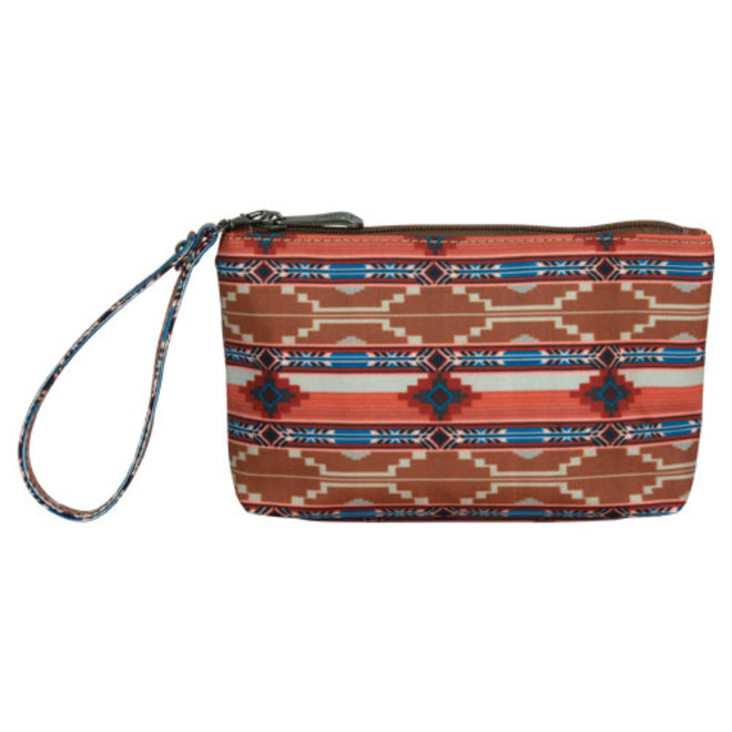 JUSTIN COSMETIC ESSENTIALS POUCH AZTEC SAND