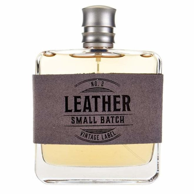 Men's Tru Fragrance Leather No. 2 Small Batch Cologne