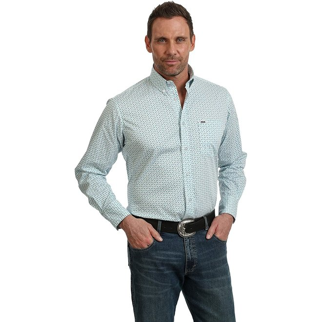 Mens Print 20X Performance Shirt | Medium