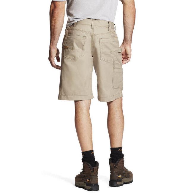 Ariat Work Khaki Shorts