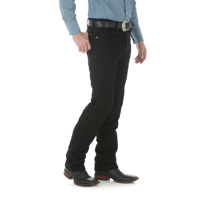 Cowboy Cut Slim Fit 936 Black Jeans