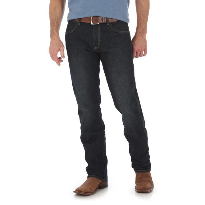 Retro Slim Fit Straight Leg Jeans | Dawson