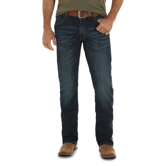 Retro Slim Fit Bootcut Jeans | Fort Bend