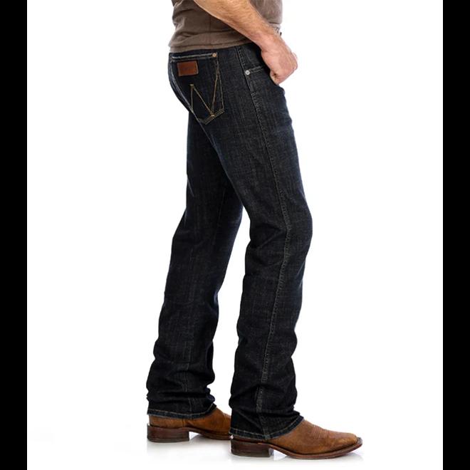 Retro Slim Fit Bootcut Jeans | Dax