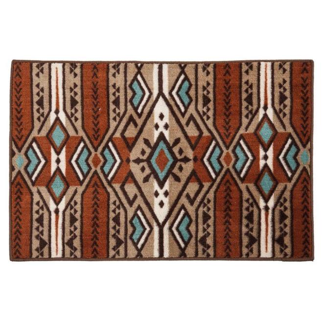 Aztec Stripe Rug