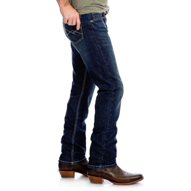 20X No. 44 Slim Fit Straight Leg Jeans   Kasey