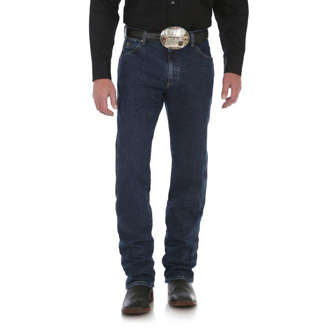 George Strait Cowboy Cut Regular Fit Jeans | Dark