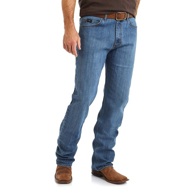 20X 01 Active Flex Relaxed Fit Jeans | Admiral Blue