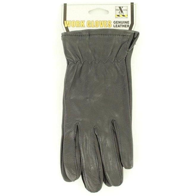 Ladies HDX Black Goatskin Gloves