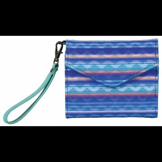 Mini Wallet Aztec