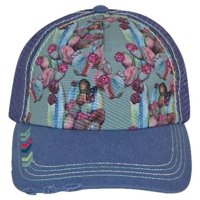 Ponytail Cap Cactus