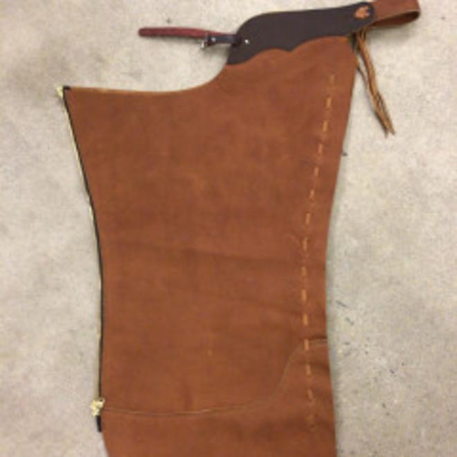 Basic Shotgun Lace-In Adjustable Chaps
