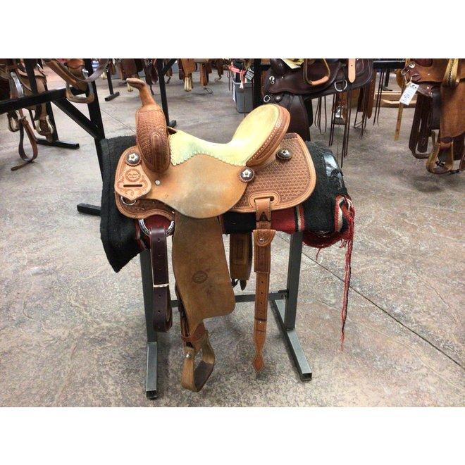 Mary Walker By Jeff Smith Barrel Saddle