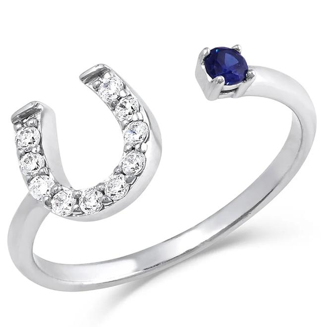 Something For Luck Open Ring