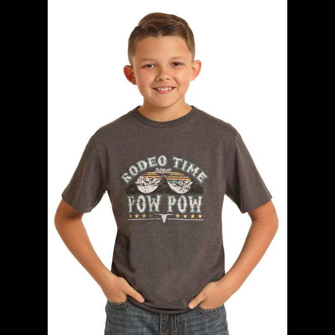Boys Pow Pow T-Shirt