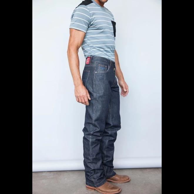 Mens Raw Dillon Jeans