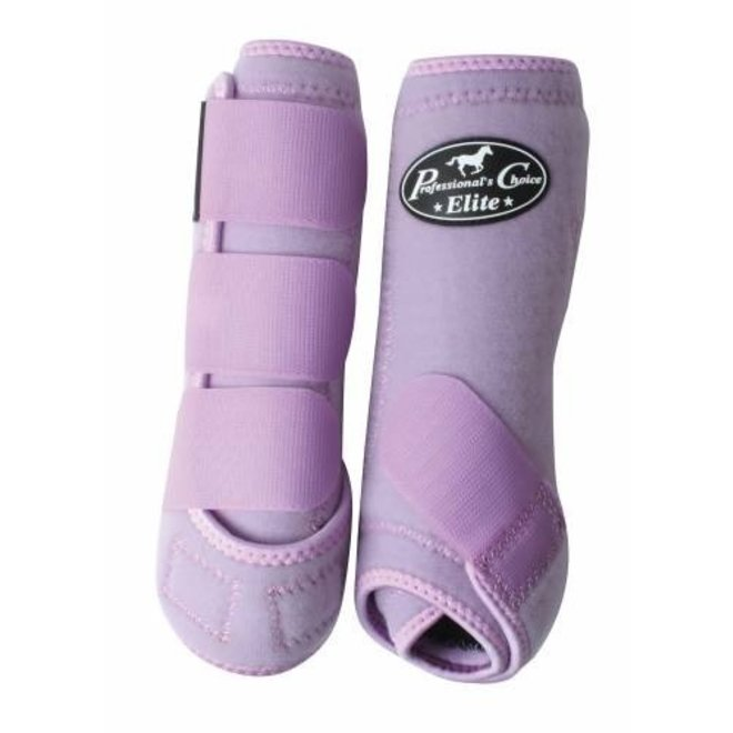 VenTech Elite 4 Pack Boots | Solid Color