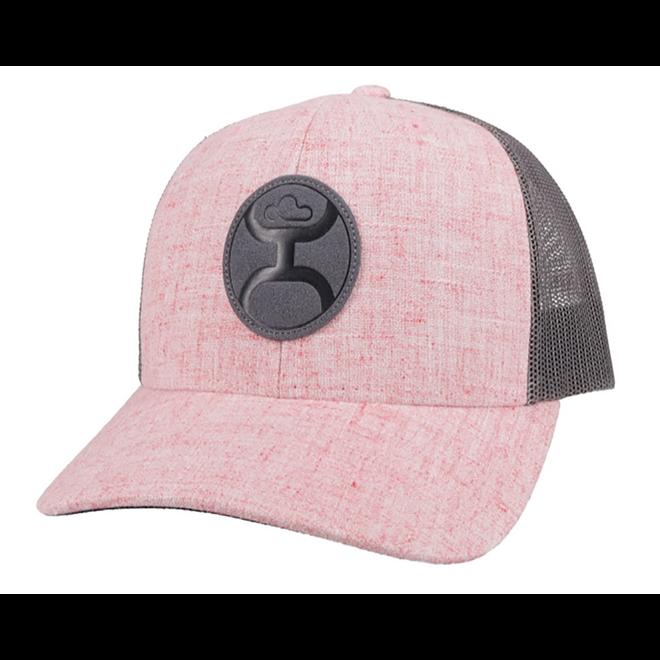 """Blush"" Hooey Pink Trucker"