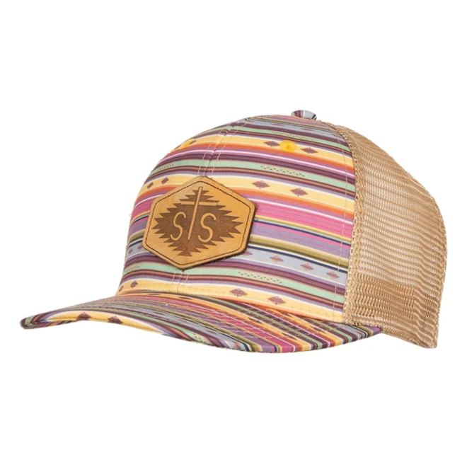 STS Sealy Serape Patch Hat