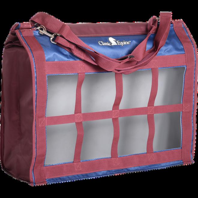 Top Load Hay Bag Blk