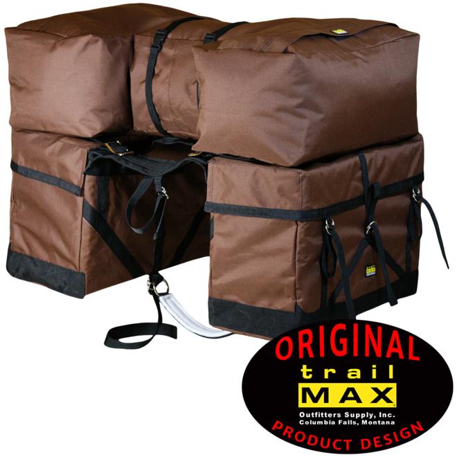 TrailMax Pack-A-Saddle