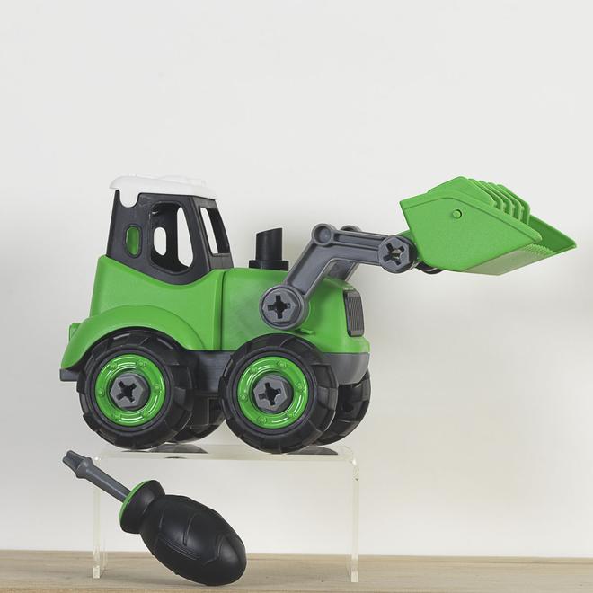 Bigtime Barnyard Bulldozer Tool Set