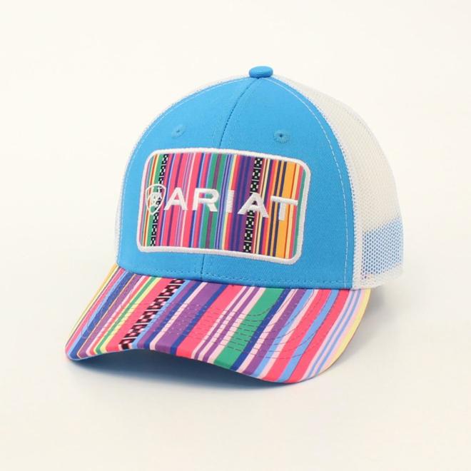 Ladies Ariat Multi Stripe Cap