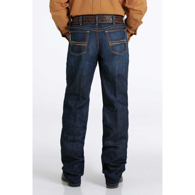 White Label Mid Rise Relaxed Straight