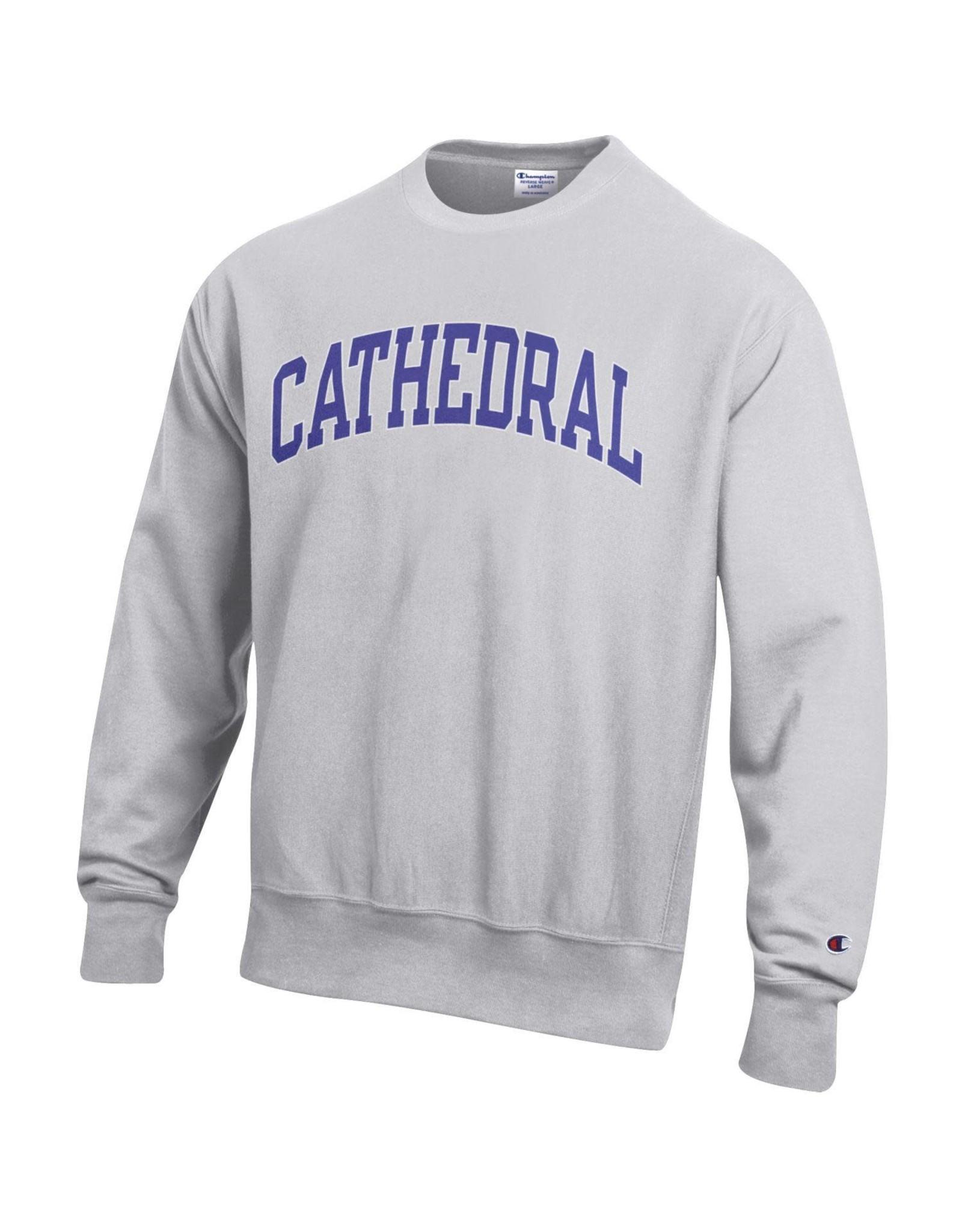 SWEATSHIRT-CREW CATHEDRAL