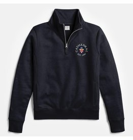 ACADEMY 1/4 ZIP FLEECE