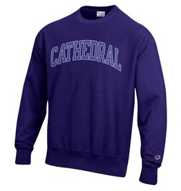 SWEATSHIRT-CREW CATHEDRAL