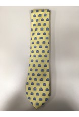 TIE-VINEYARD VINES-HEARST HALL-YELLOW