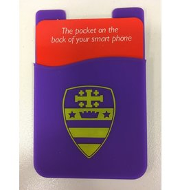 CELL WALLET PURPLE