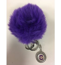 KEY TAG-PUFF PUR CHARM